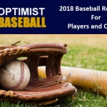 2018 Regina Optimist Baseball Registration for Baseball Players and Coaches!!!