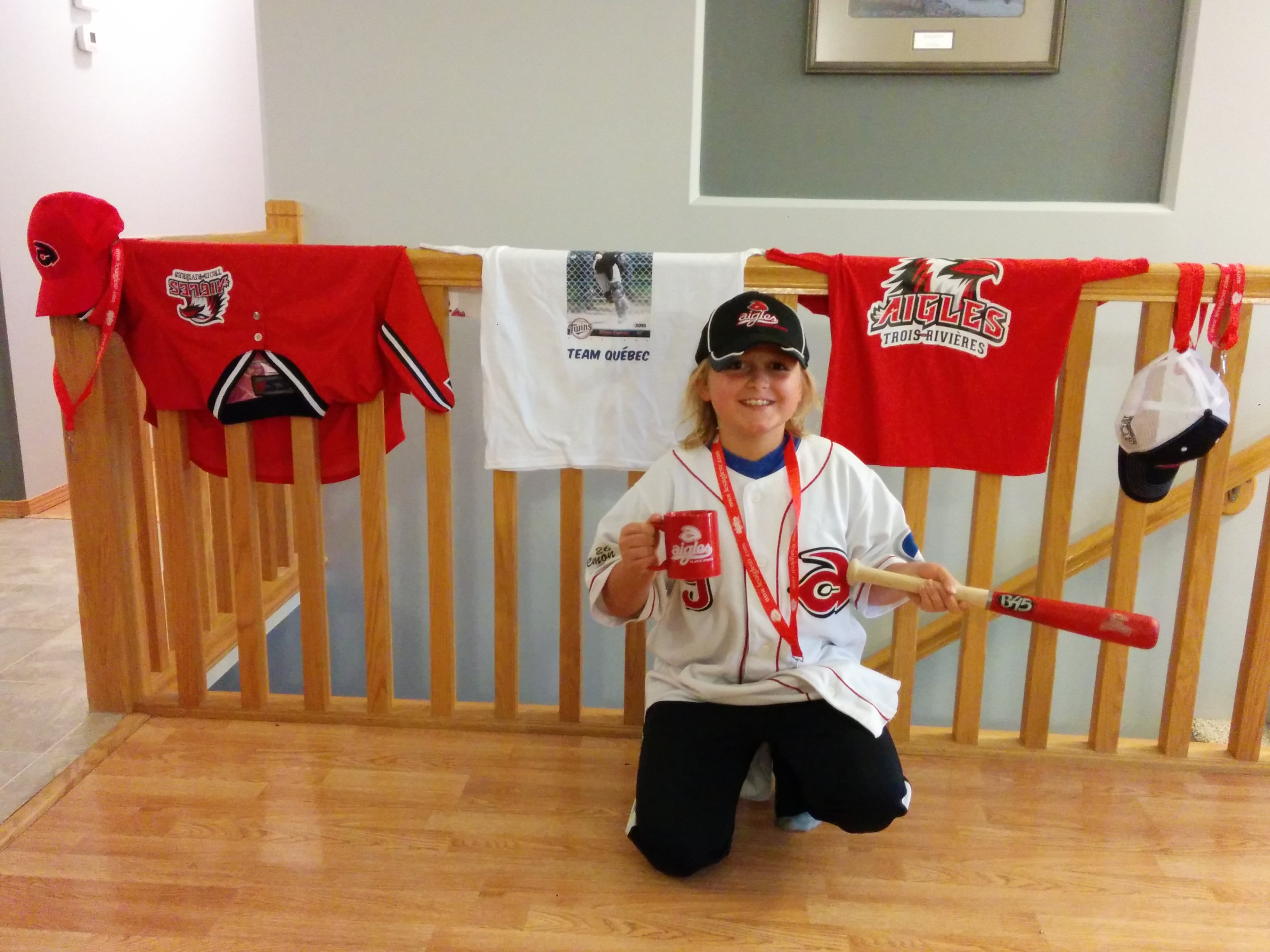 Ethan Perron had a ball at the Canadian U21 Championship... - Image 1