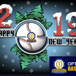 Happy New Year from Regina Optimist Baseball Association & Park !!!