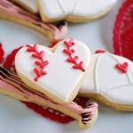 Happy Valentines Day from Regina Optimist Baseball Association and Park