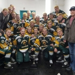 Our heartfelt thoughts and prayers to the players, coaching staff, families,friends, and entire community of the Humboldt Broncos.