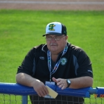 Recognition for Weyburn Baseball Coach