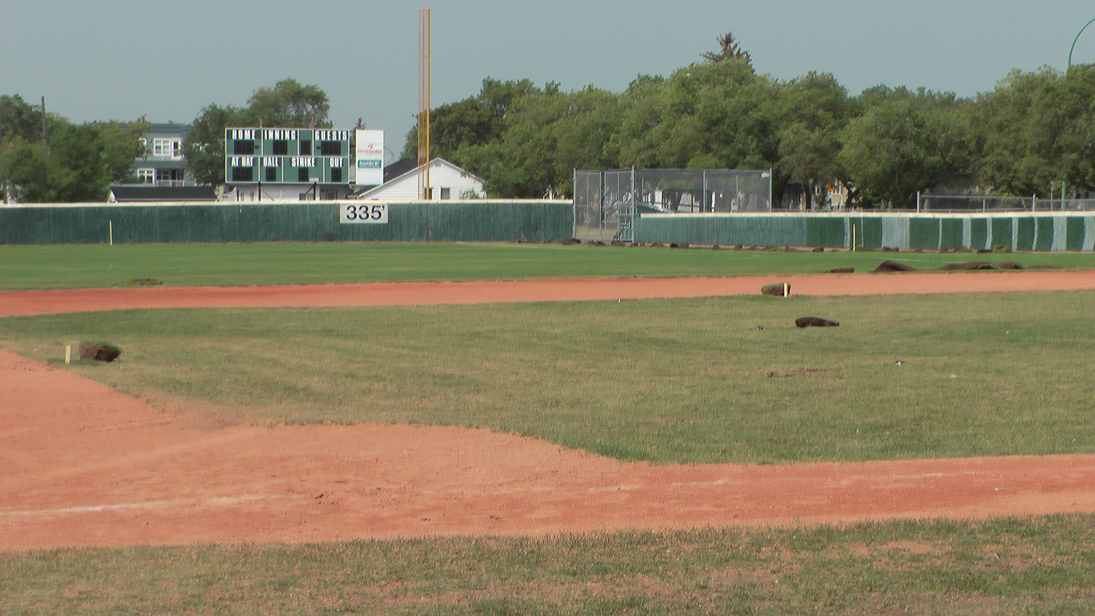 Regina Optimist Park Field Renovations Have Started! Aug 17 2018! Videos and Pics. Check Back for more pics and video to be added!  - Image 3