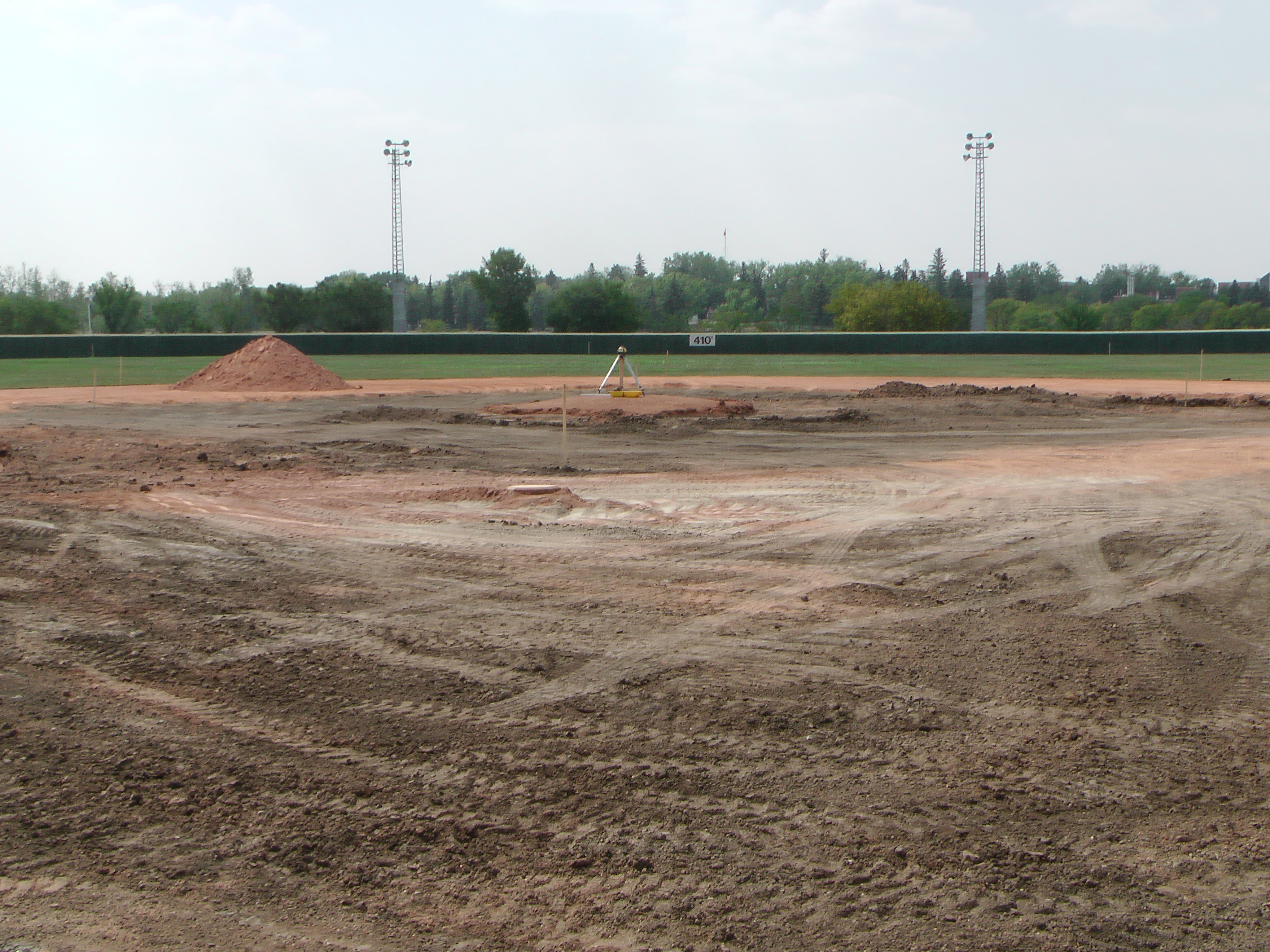 Regina Optimist Park Field Renovations Have Started! Aug 17 2018! Videos and Pics. Check Back for more pics and video to be added!  - Image 35