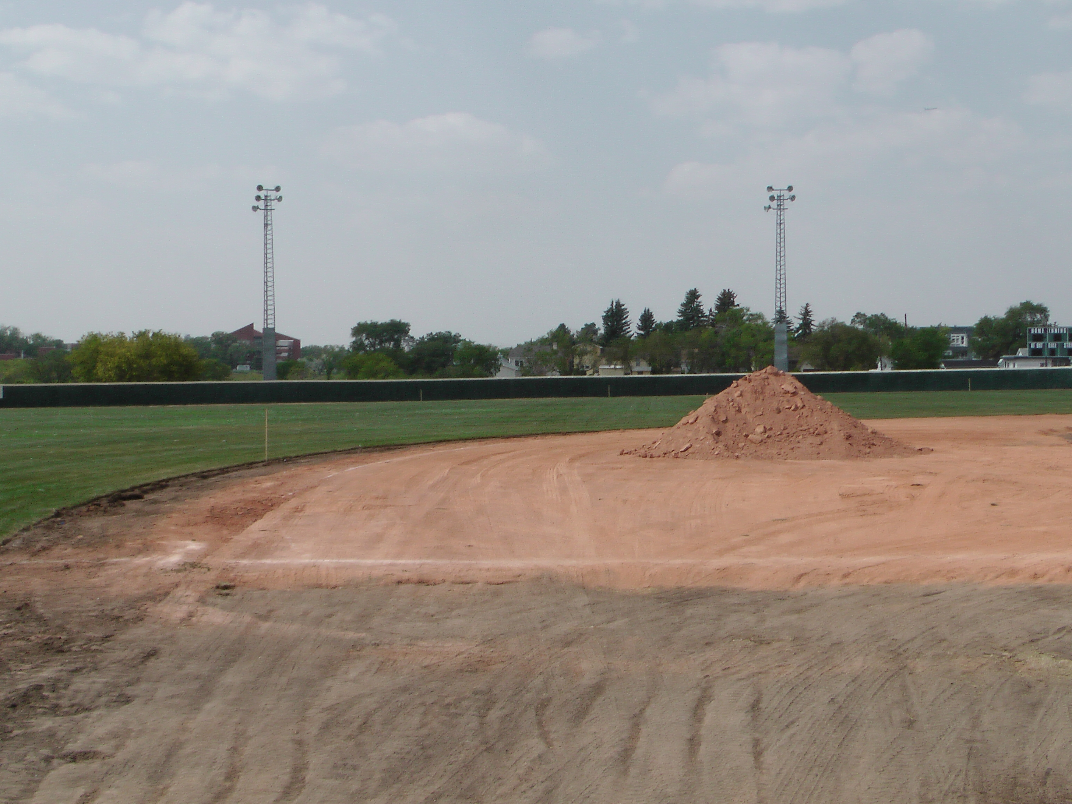 Regina Optimist Park Field Renovations Have Started! Aug 17 2018! Videos and Pics. Check Back for more pics and video to be added!  - Image 36