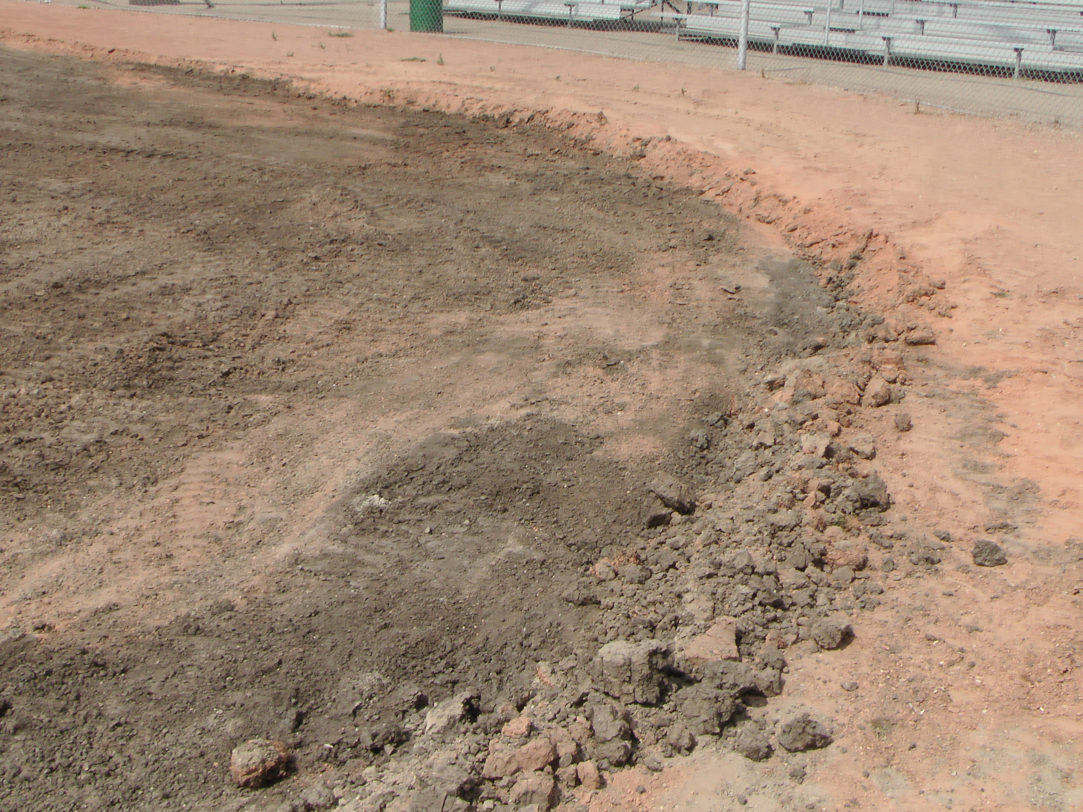 Regina Optimist Park Field Renovations Have Started! Aug 17 2018! Videos and Pics. Check Back for more pics and video to be added!  - Image 39