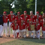 Regina Reds Win 2018 Junior Provincial Tournament !!!