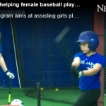 Women and Girls Baseball on the rise in Saskatchewan!