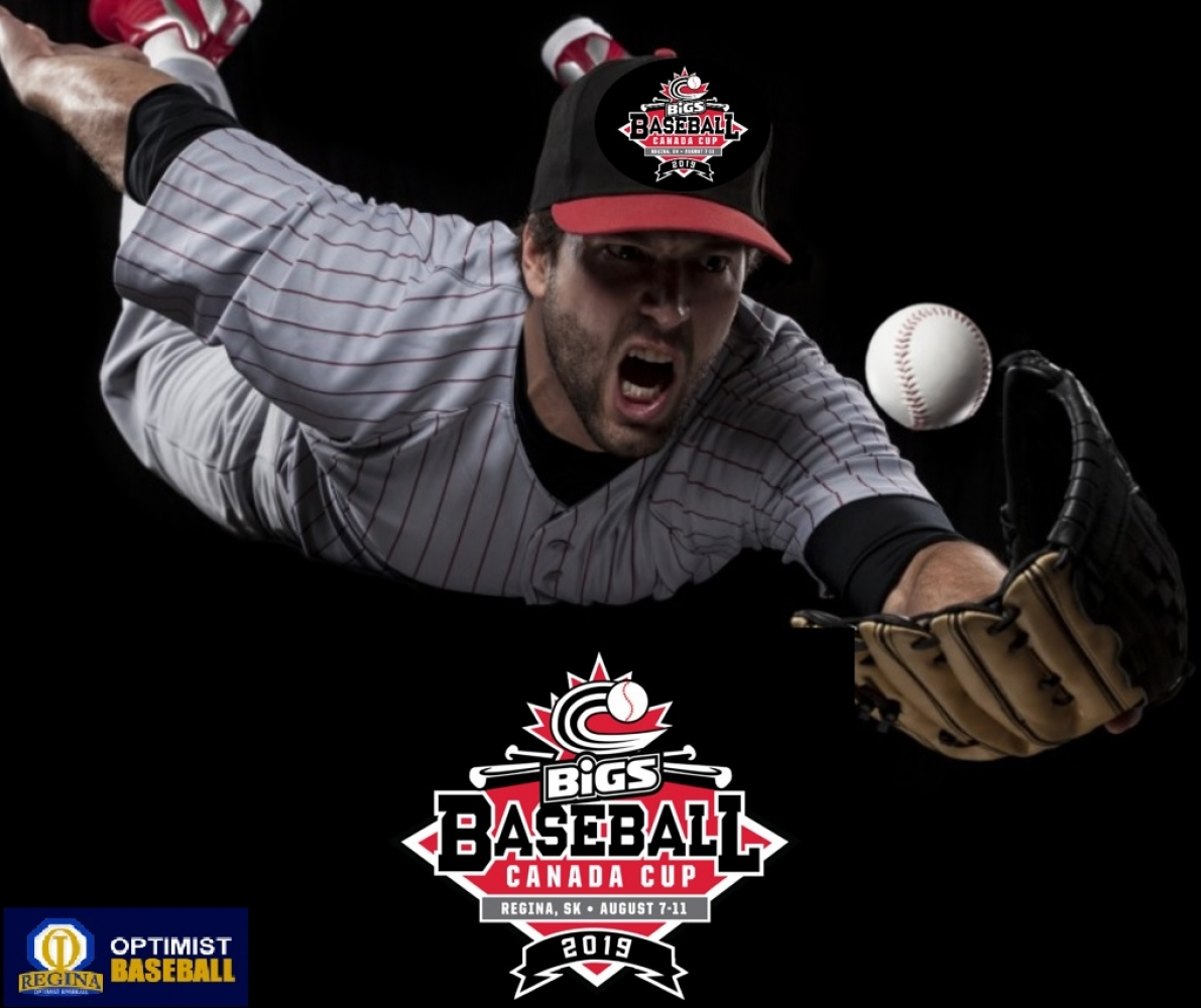 2019 Baseball Canada Cup Starts Wed Aug 7 !!!  Are You Ready !!!