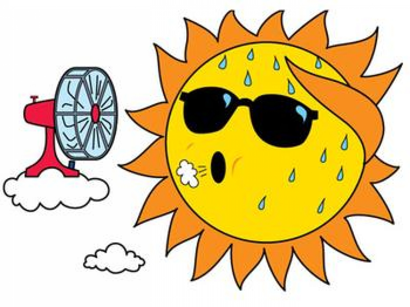 Extreme Heat Warning....July 17 and all Next Week........