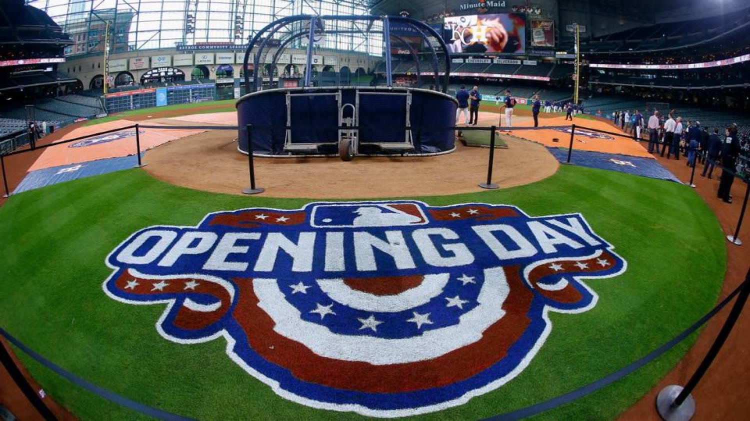 MLB 2018 Opening Day Schedule For All 30 Teams