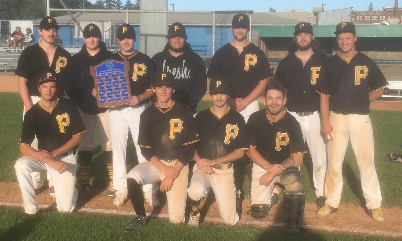 Pirates, Champs of 2020 Regina Optimist Jr League!