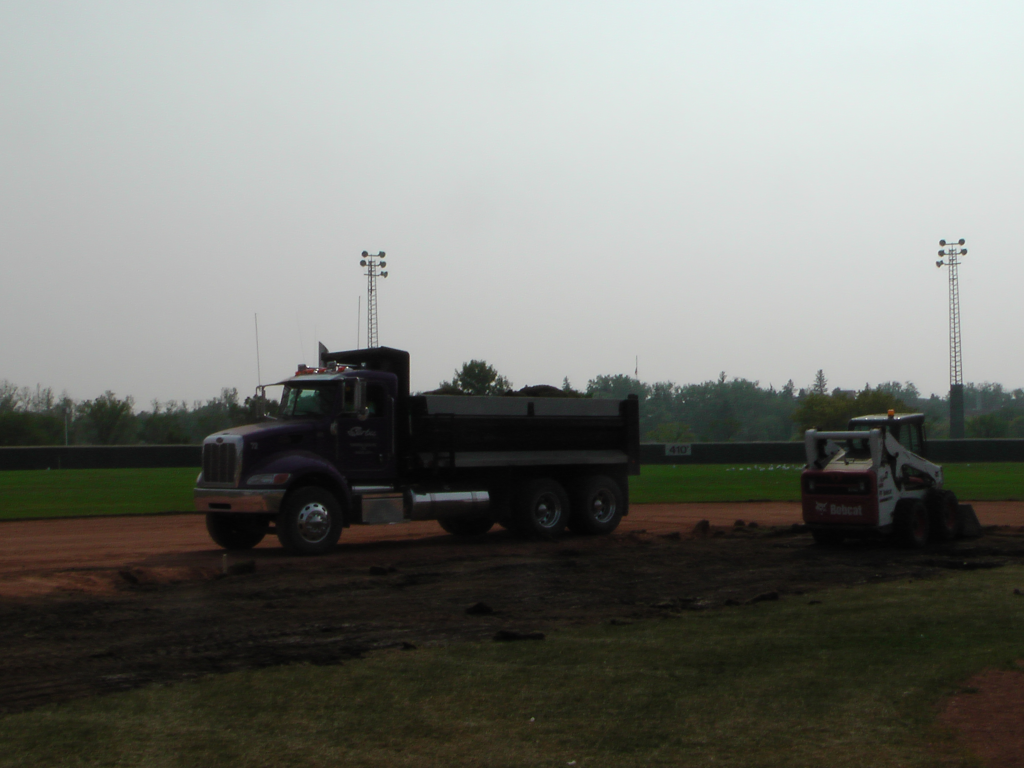 Regina Optimist Park Field Renovations Have Started! Aug 17 2018! Videos and Pics. Check Back for more pics and video to be added!  - Image 14