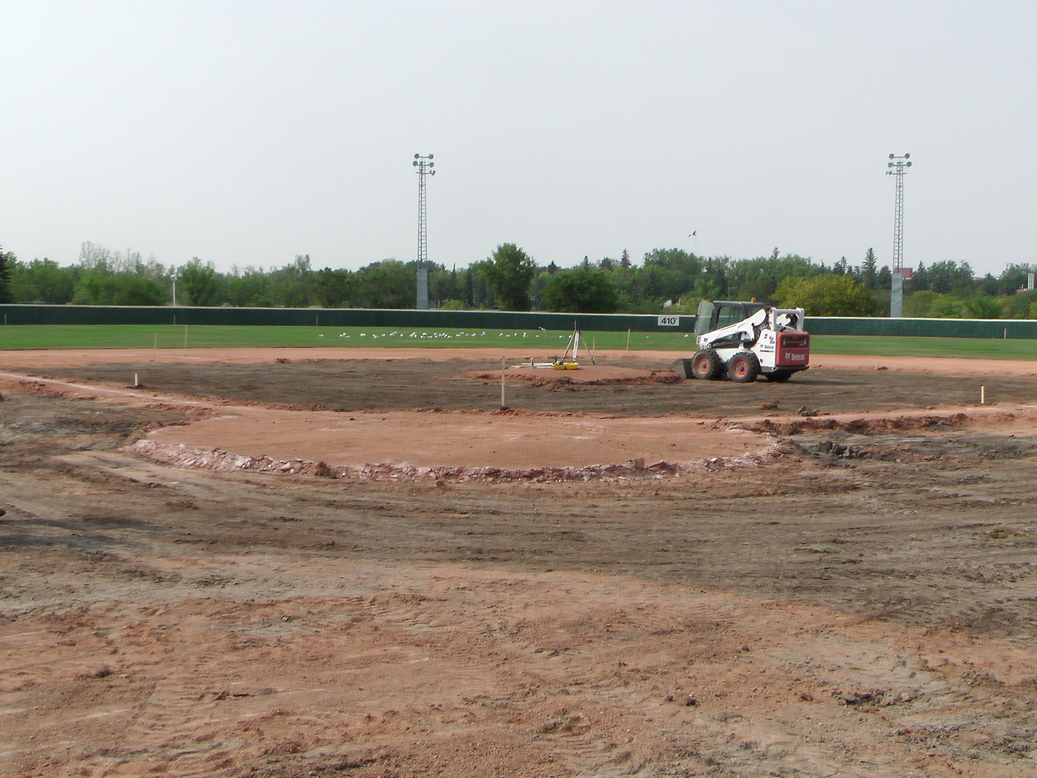 Regina Optimist Park Field Renovations Have Started! Aug 17 2018! Videos and Pics. Check Back for more pics and video to be added!  - Image 20