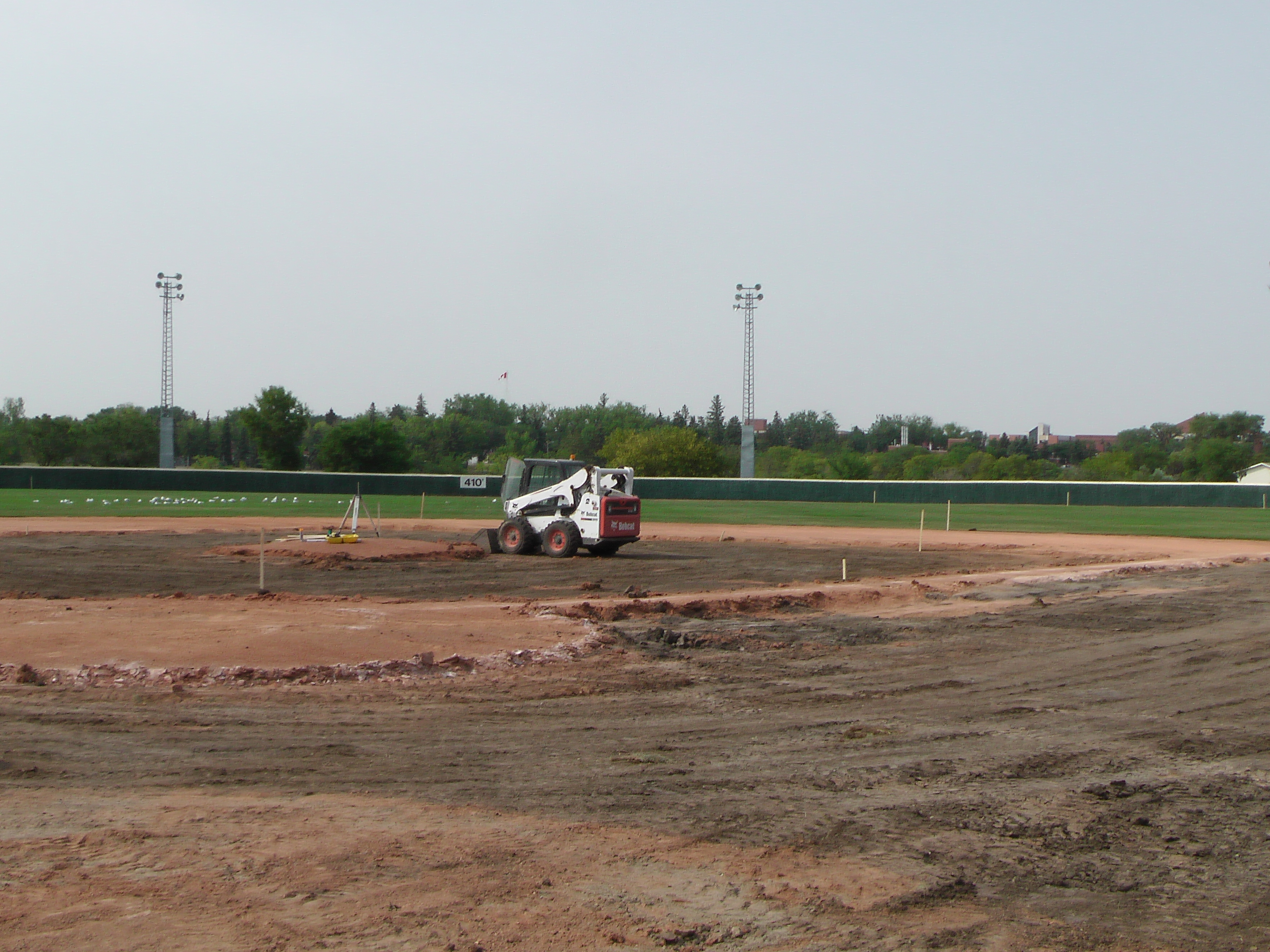 Regina Optimist Park Field Renovations Have Started! Aug 17 2018! Videos and Pics. Check Back for more pics and video to be added!  - Image 21