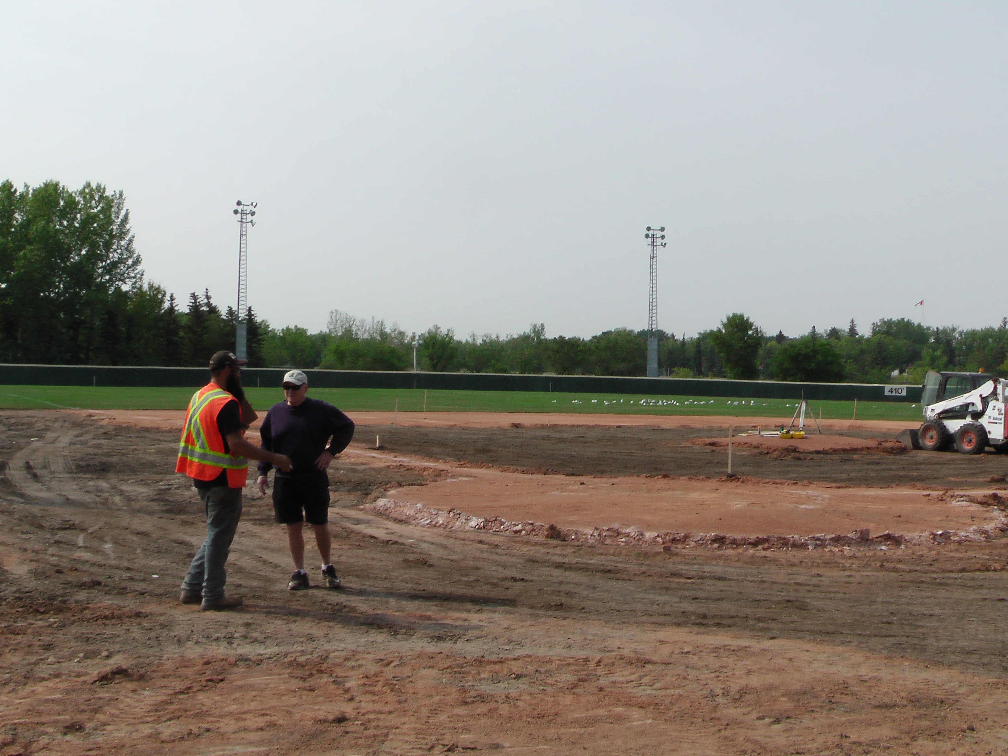 Regina Optimist Park Field Renovations Have Started! Aug 17 2018! Videos and Pics. Check Back for more pics and video to be added!  - Image 24