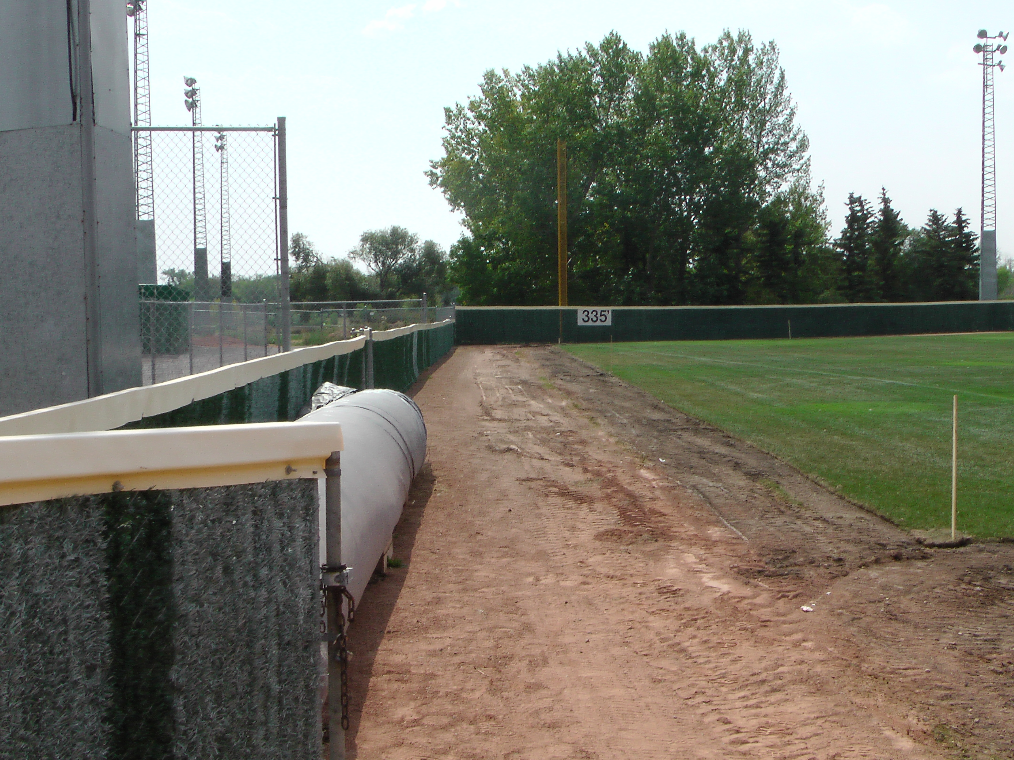 Regina Optimist Park Field Renovations Have Started! Aug 17 2018! Videos and Pics. Check Back for more pics and video to be added!  - Image 29
