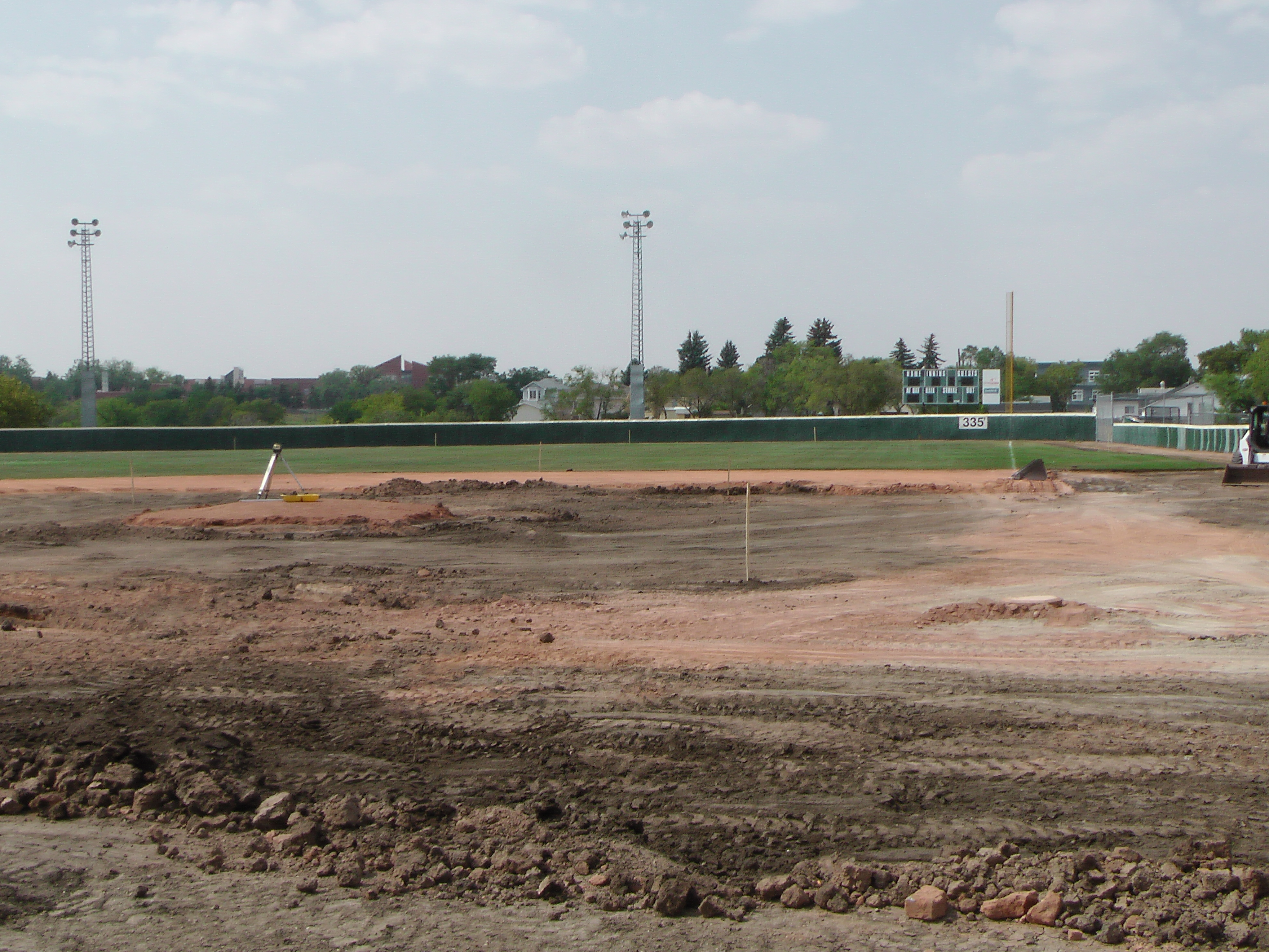 Regina Optimist Park Field Renovations Have Started! Aug 17 2018! Videos and Pics. Check Back for more pics and video to be added!  - Image 31