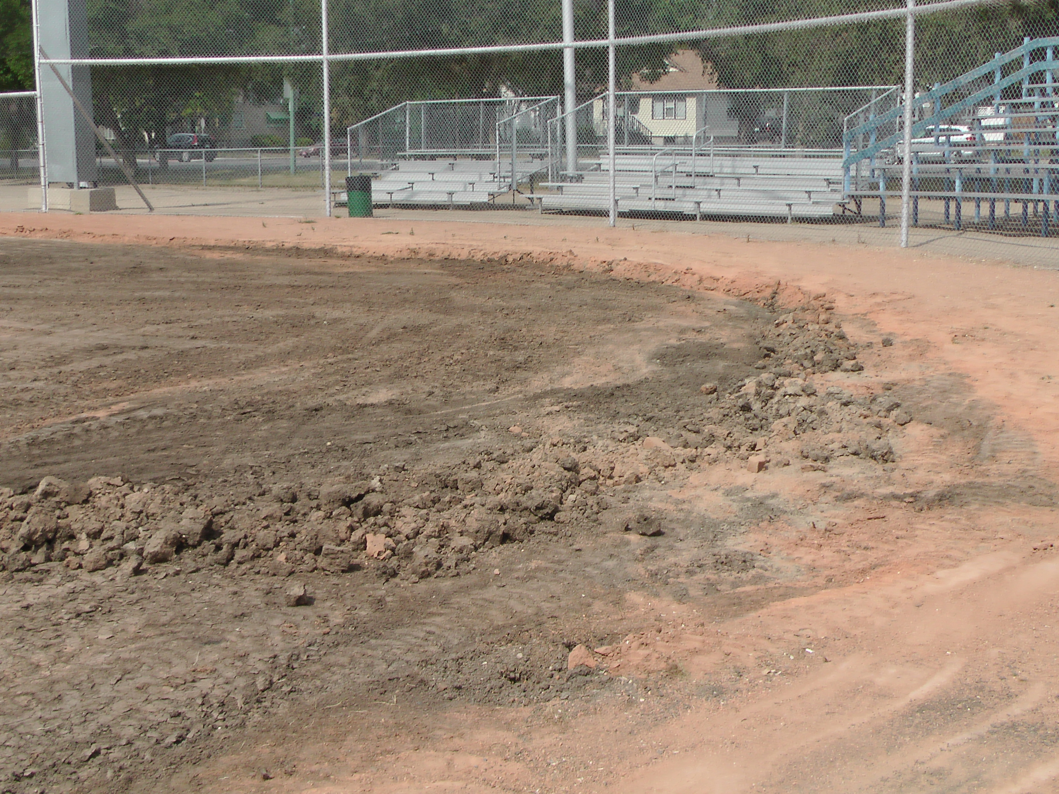 Regina Optimist Park Field Renovations Have Started! Aug 17 2018! Videos and Pics. Check Back for more pics and video to be added!  - Image 34