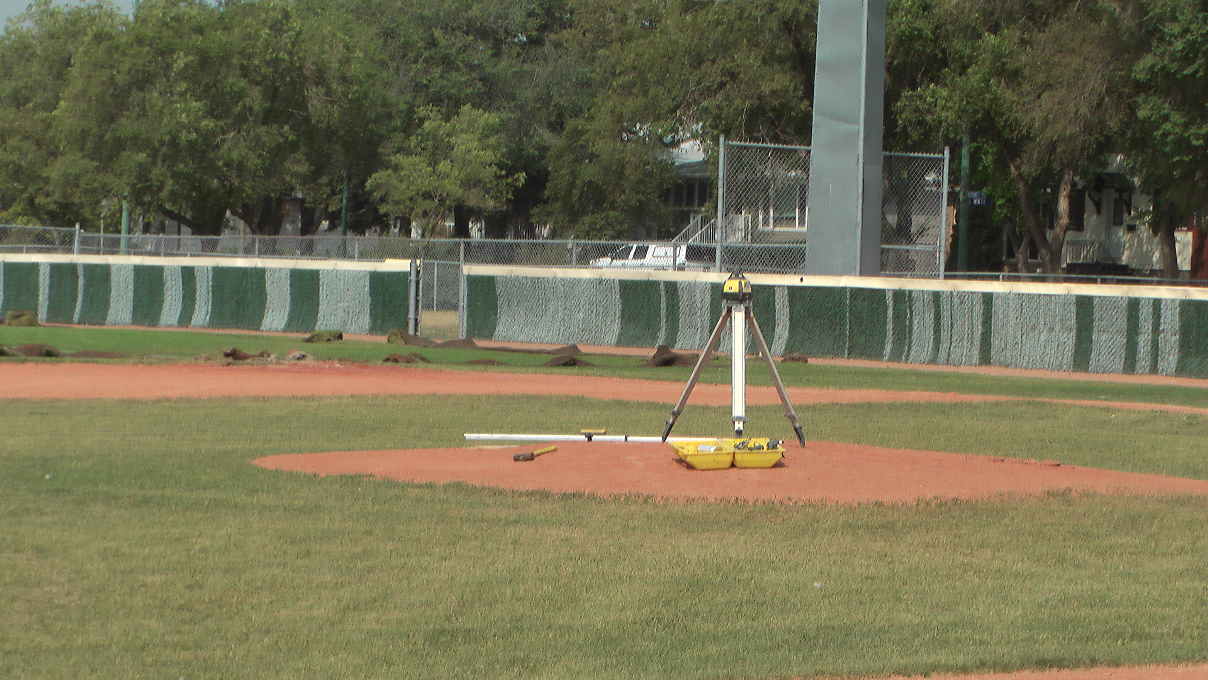 Regina Optimist Park Field Renovations Have Started! Aug 17 2018! Videos and Pics. Check Back for more pics and video to be added!  - Image 7