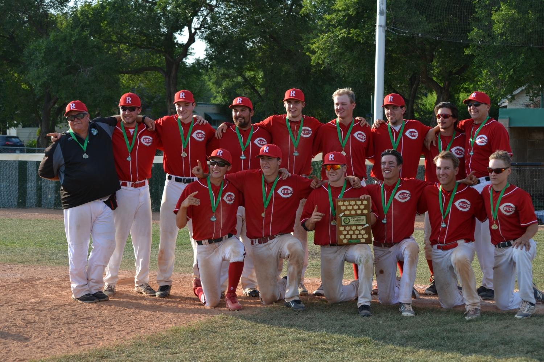 Regina Reds Win 2018 Junior Provincial Tournament !!!