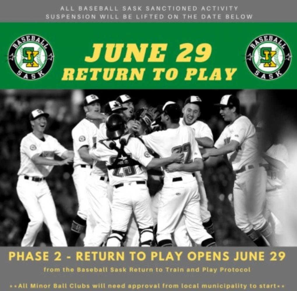 Return to Play Baseball Guidlines