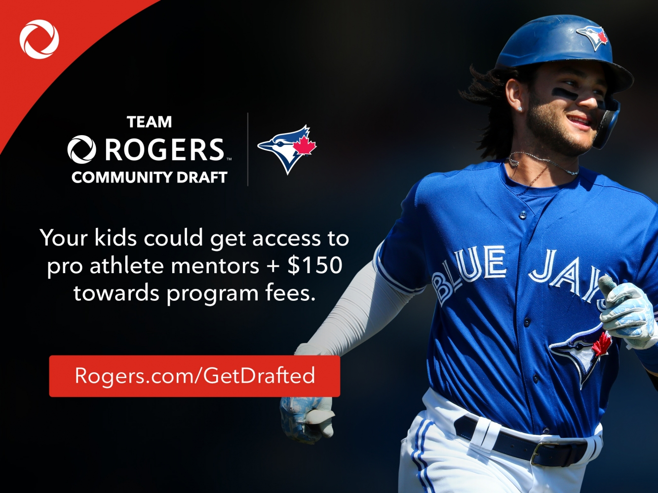 Team Rogers Get Drafted