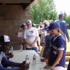 2019 Blue Jays Camp Regina Optimist Park, July 8, Pictures.....and more pics and video to come!