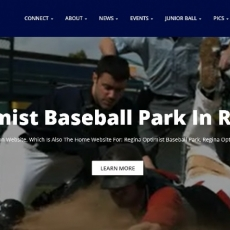 New Look for Optimist Baseball Web Site!!!  Check Out, but Note, under construction for next 48 hours :)