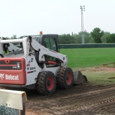 Regina Optimist Park Field Renovations Have Started! Aug 17 2018! Videos and Pics. Check Back for more pics and video to be added!