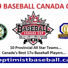 Tournament Pass For All Games, 2019 Baseball Canada Cup, Aug 7-11, At Optimist Park And Currie Field, Regina, $50.00, Available Online to Purchase!