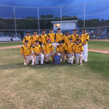 2017 Optimist League Champions, Regina Pirates