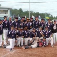 Bronze Medal Game Aug 16 2015