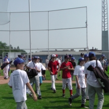 Aug 19 Blue Jay Camp 2014 Regina Optimist Park